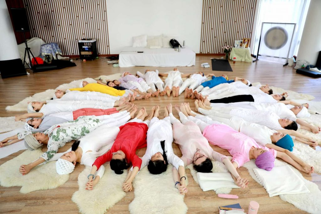 Ajai Alai Awakening China 2019 Kundalini Yoga(1)