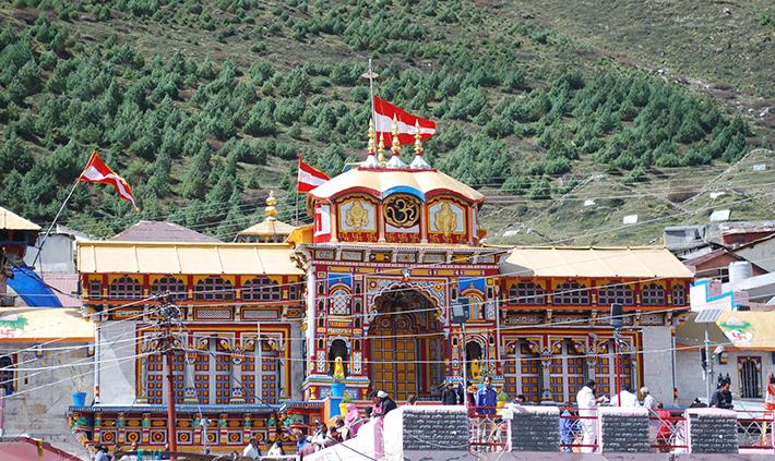 Badrinath Temple Ajai Alai Awakening Yatra Satmukh Sat Sarbat