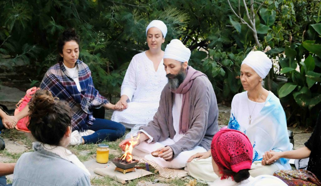 Agni Meditation