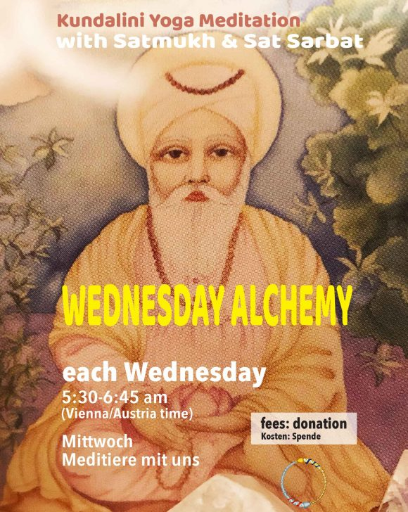 Wednesday Alchemy